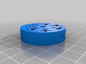 Emmett's Parametric Gear Bearing (personal customized version)