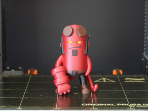 Mini Hellboy (multi-material remix)