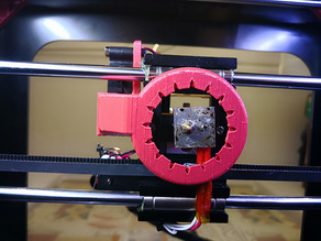 Anycubic 4Max Circular Fan Duct