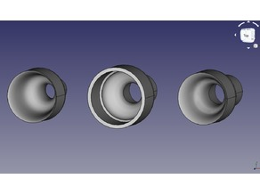 Shopvac Hose Adapter Generator [Parametric]