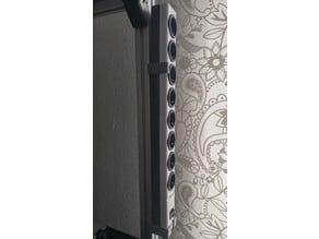 Aluminium Profile mounting for Brennstuhl hugo! power strip