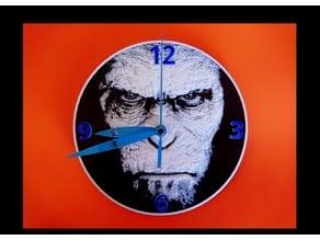 Reloj 3D El planeta de los simios