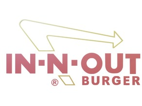 in out burger logo