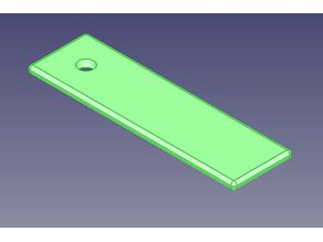Muster Streifen - Materialstaerke
