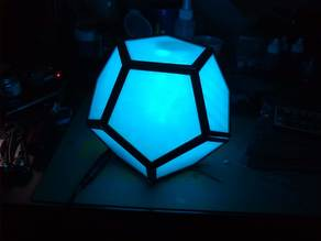 12 Sided Jedi Holocron