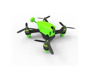 Aurora 3D Printed Drone 180 Racer