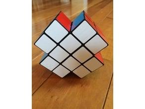 2x2 X-Cube / 2x2 Cross Cube Twisty Puzzle