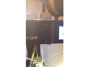 Anycubic Predator - Internal Filament Sensor Mount