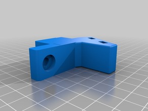 Ender-3 Direct Drive Spool Mount Top with Dual Z Clearance