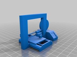 Monoprice Maker Select scale Replica