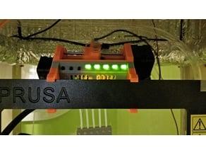 MMU2 underslung control panel