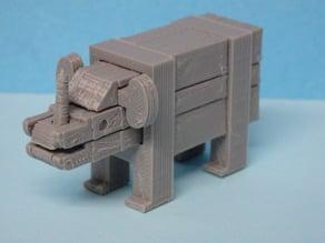 Brain teaser Rhino / Casse tête Rhino