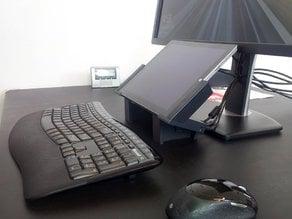 Microsoft surface ergonomic base