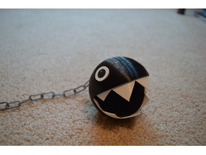 Super Mario Chain Chomp