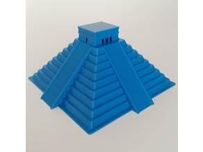 Pirámide Chichén Itzá