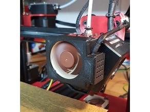 TEVO Flash Heat Sink Adapter for 40mm Fan