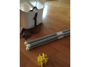 IKEA child stool leg holder