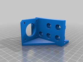 T-slot Re-D-Bot (for rails+rods kit)