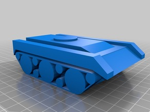 Tracked Armored Vehicle