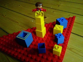Bauhaus Duplo #7: Play Boxes