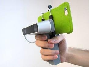 iPhone 5,6 Structure Sensor Grip