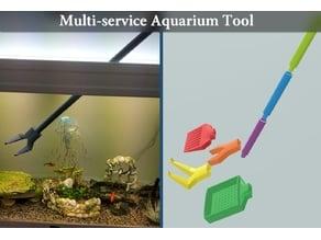 Fish Tank / Aquarium multi-service tools