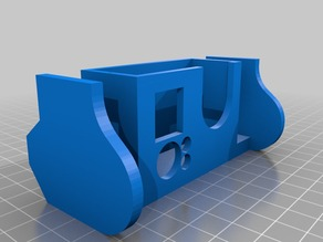 GoPro mount for Zephur II