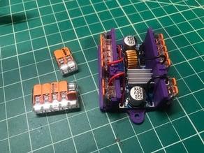 Wago 221 DC/DC converter mount