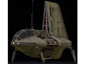 Sheathipede-class transport shuttle