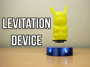 Amazing levitation device!