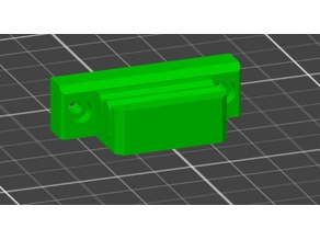 PRUSA MK3 Y belt holder for GATES belt