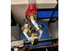 4 bearing filament guide