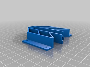 Makerbeam Arduino holder - 100mm v2