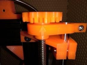 Rod Holder adjustable bolt for anet AM8