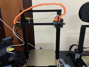 Cr-10 Cable chain