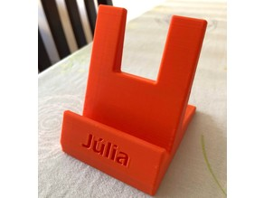 Mobile phone and tablet holder with cover