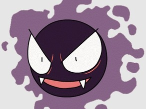 Gastly - Pokemon (Fixed)