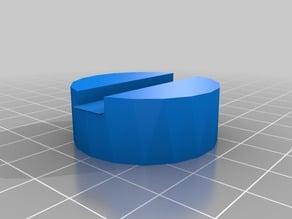 Anet A8 Rubber feet Holder
