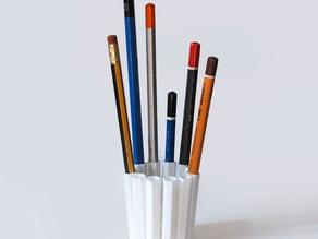 12 Pencil Pot