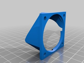 Titan Aero fan deflector