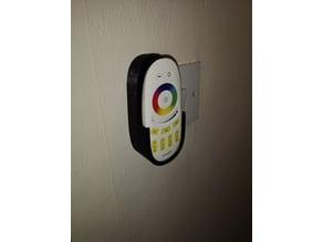light switch mount