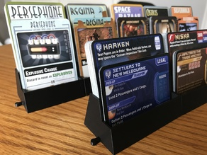 Firefly: The Game card deck holders