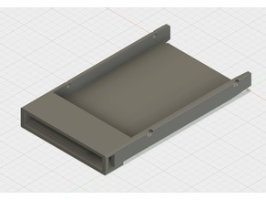 HP Proliant G6 2.5 HDD tray