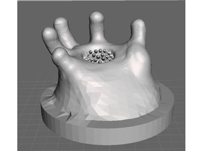 Hellmouth Hand (28mm)
