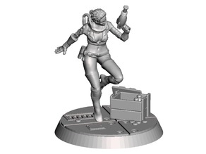 FWW nuka girl proxy - alt pose