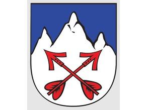 Coat of arms of Poprad city