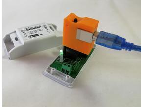Sonoff Relay USB Programmer Case
