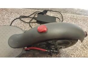 Xiaomi Mijia Scooter M365 mudguard rear rubber cap