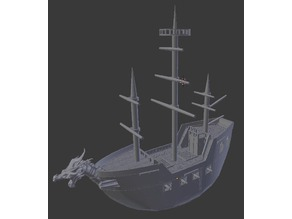 Pirate Ship (altered from OpenForge)