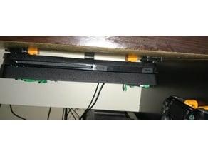 PS 4 Slim Under Desk holder
